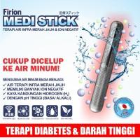 Firion MEDI STICK Terapi air INFRA MERAH JAUH - ION NEGATIF - HIDROGEN