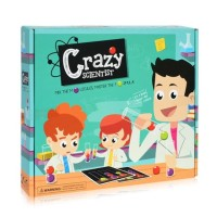 The Molecule Mixing Game/Crazy scientist Family games
