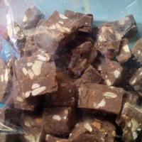 Coklat mete silverqueen 500gr