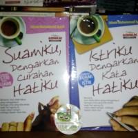 Original | Paket 2 Buku CURAHAN HATI SUAMI ISTERI | Isham Muhammad