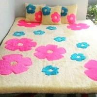 KARPET SET ONLY karakter TEBAL 7CM / karpet set rasfur / karpet bulu