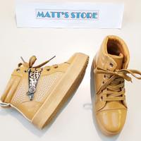 Cuci Gudang! Diskon 50% Sepatu Boots Anak Mollyca ( Rc - 501-3 ) Khaki