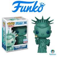 Funko POP! Freddy Funko (Statue of Liberty) (Limited Edition 6000 pcs)