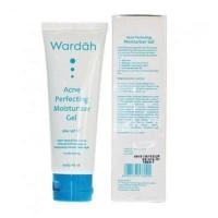 original wardah! WARDAH Acne Perfecting Moisturizer Gel by XMent
