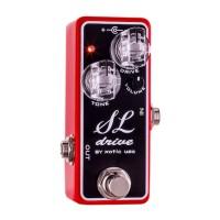 Efek Gitar Xotic SL Drive Red - Limited Edition