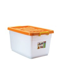 GOJEK ONLY CONTAINER BOX WAGON 50 LITER LION STAR VC-15 Berkualitas