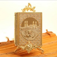 Vicenza Al-Qur'an Box VQB 258S -Gold Diskon