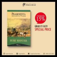 Bumi Manusia - Pramoedya Ananda Toer - (Original) - Best Seller