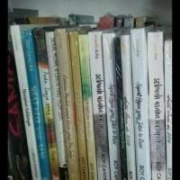 Best Seller ! Paket 4 Novel Judul Bebas. Tere Liye. Boy Candra. Risa.