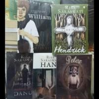 Best Seller ! Danur+ Hans+ Peter+ William+ Hendrick\U002F Karya Risa