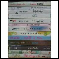 Best Seller ! Paket 4 Novel Judul Bebas