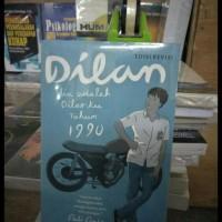 Murah ! Buku Novel Dilan 1990