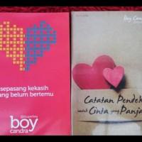 Best Seller ! 1 Paket Isi 10 Novel Karya Boy Candra