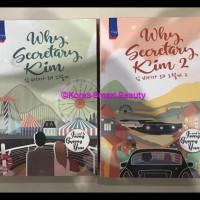 New ! Novel Why Secretary Kim (Complete Series) - Jeong Gyeong Yun