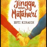 Best Seller ! Jingga Untuk Matahari Easti Kinasih