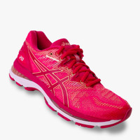 Sepatu Lari ASICS Gel-Nimbus 20 Women's Running Shoes Original