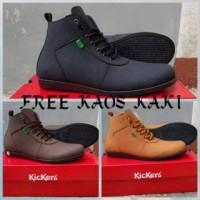 Sepatu Termurah dan Terlaris Sepatu Brodo Casual Pria Kickers