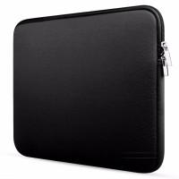 Tas Laptop Softcase Macbook 11 12 inch Sleeve Simply Neoprene - Black