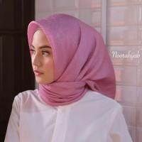 Jilbab Organza Crepe NooraHijab Silk Crushed