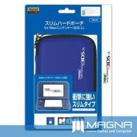 HORI New 3DS XL Hard Pouch - Blue
