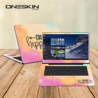"Garskin Full Body/Laptop/Skin Laptop 10 - 15"" Custom Gambar Sendiri"