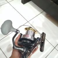 Full Metal 13 Ball Bearing Reel Pancing Surf/Pasiran Rotary LDG 11000