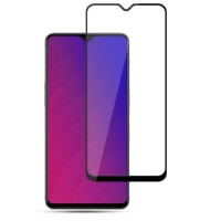 TEMPERED GLASS OPPO F9 F 9 2018 FULL COVER ANTI GORES KACA SCREENGUARD