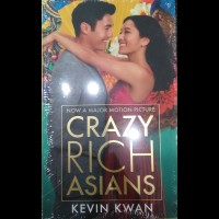 Crazy Rich Asians   Kevin Kwan   novel import