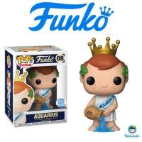 Funko POP! Freddy Zodiac - Aquarius (Funko-Shop Exclusive) #8