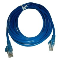 Kabel LAN 10 Meter RJ45 Cat 6 UTP Cable 10 M Patch Cord