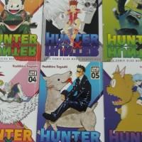 Komik Hunter x Hunter