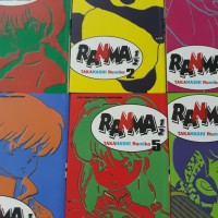 Komik Ranma / Ranma 1/2 Seri 1 - 18