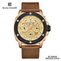 Jam tangan Bruno cavalli pria 1886M