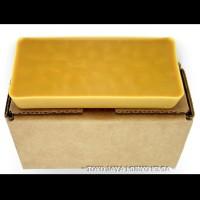 BeesWax Balok / Malam Lebah / Bees Wax murni / Lilin Lebah (100gr)