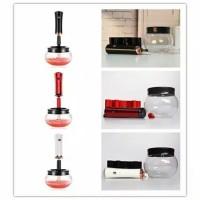 Mesin Pembersih kuas makeup / electric makeup brush cleaner