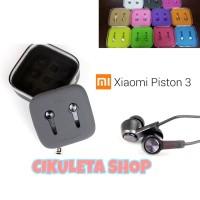 Headset Xiaomi Piston 3 / Hf XIAO MI Piston3 / Earphone Kualitas OEM
