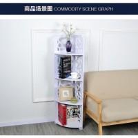 DIY Stand Corner Rack / Rak Sudut Berdiri