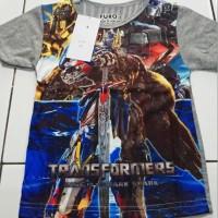 Kaos Anak Laki-Laki Transformers 4202 Merk FURO
