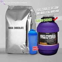 Ultimate Nutrition ISO MASS XTREME GAINER 1LBS ECER REPACK