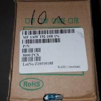 Resistor 10 Ohm 1/4W 1%