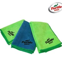 Turtle Wax - Clean & Shine Microfiber 3 Pcs