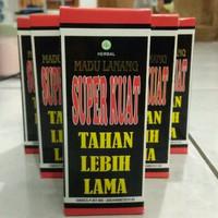 MADU LANANG HITAM SUPER KUAT ORIGINAL