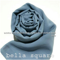Jilbab Segiempat Bella Square Daily Hijab Hycon Poly Cotton