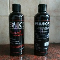 BMKS SHAMPOO SHAMPO BLACK MAGIC