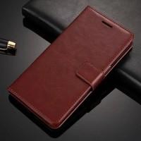 Flip Leather Case Xiaomi Redmi S2 Flipcase Cover Wallet Dompet Kulit