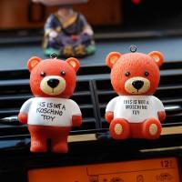 Parfum Pengharum Mobil Karakter Teddy Bear Imut