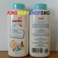 Bambi Powder 100gr / Bedak Bayi