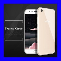 Vivo Y69 - Clear Soft Case Casing Cover Transparan