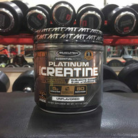 Muscletech Platinum Creatine 400 gram MT 80 serving gr
