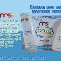 MSI GOLD BEAUTY FACE MIST BIO SPRAY COLLAGEN Kecantikan Kesehatan